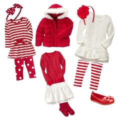 """""""Toddler Girl Christmas outfit ideas"""" by shawna on Polyvore"""