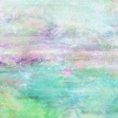 """Dream"" by Jaison Cianelli.  Abstract Art, Multimedia Digital Transformative Painting.   http://www.cianellistudios.com"