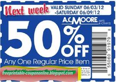 AC Moore Coupons Ends of Coupon Promo Codes MAY 2020 ! AC Moores is the place to . Free Printable Coupons, Free Printables, Michaels Coupon, Kfc Coupons, Ac Moore, Black Friday Ads, Coupon Deals, Love To Shop, Coupon Codes