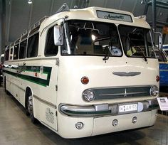 IKARUS bus from Hungary <3 Retro Cars, Vintage Cars, Converted Horse Trailer, Luxury Bus, Gta 5, New Bus, Cool Vans, Bus Camper, Automobile