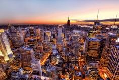 "Puzzle EDUCA ""Atardecer en Manhattan"", 3.000 piezas."