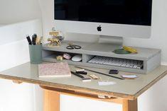 die besten 25 monitorst nder ideen auf pinterest bildschirm computer schreibtisch. Black Bedroom Furniture Sets. Home Design Ideas