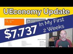 UEconomy Bonus and Earnings Update - My U-Economy Bonuses Really Work!