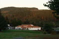 The Club House at the Rotorua Golf Club, Arikikapakapa.    www.rotoruagolfclub.co.nz