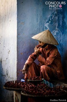 """LE SIFFLET D""""HOI AN  - Photo de Patrick GUILLON"""