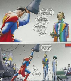 All-Star Superman by Frank Quitely