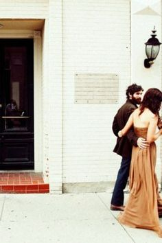 This coordinated couple: | 32 Incredibly Beautiful Elopements You Have To See