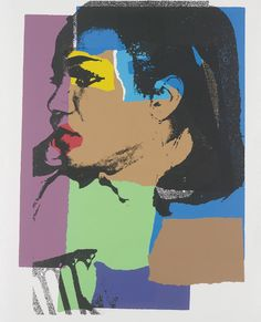 Andy Warhol Screenprint Ladies and gents