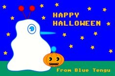 Happy Halloween! Hope you all score some great candy to fuel your gaming and gamedev!