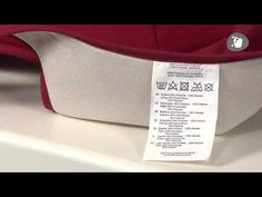 Maxi-Cosi 2wayPearl | How to wash and clean your car seat cover - YouTube