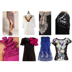 sd detailing by skugge on Polyvore featuring RED Valentino, ASOS, D&G, Alice + Olivia, Dorothy Perkins and Rick Owens Lilies