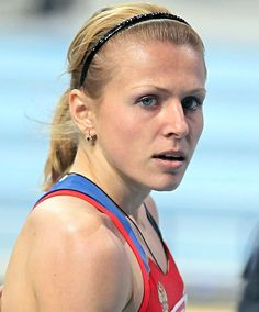 FILE - In this March 4, 2011, file photo, Yulia Stepanova poses in an undisclosed location. A whistleblower who uncovered Russia's doping…