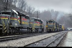 RailPictures.Net Photo: SBD 7091 Seaboard System GE C30-7 at Boody, Virginia by Ron Flanary