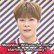 Astro   Wanna be Your star  MoonBin