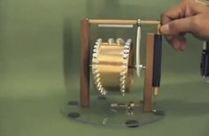 A REAL and WORKING Magnetic Motor Spinning Indefinitely - The Green Optimistic