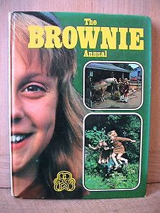 The Brownie Annual. Girl Guides. 1976.