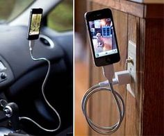 Flexible Smart Phone Charger $30.00