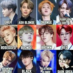 12 shades of Christian Chim Chim