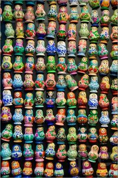 Most Dolls In A Matryoshka - Bing Images