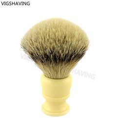 28.79$  Watch now - http://alilcm.shopchina.info/1/go.php?t=1982455570 - Resin handle silvertip badger hair shaving brush  #aliexpressideas