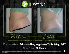 Wrap and Defining Gel #livecleanwithgreens