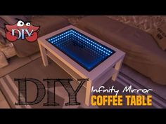How to Make a Modern LED Infinity Illusion Mirror - Simple Life Hacks 2017-[Piece of Paper] - YouTube