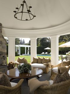 An American Country House - Design Chic