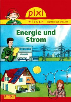 PixiWissen - Energie und Strom   think ING.