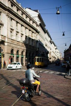 Milan, darling, Milan