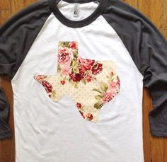 Texas and flowers, what could be better?