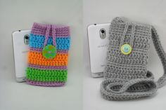 Digital Download PDF Crochet Pattern  Phone Cozy by LilacsLovables, $3.00