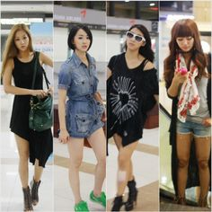 SISTAR / AIRPORT FASHION