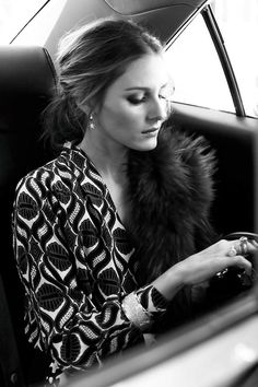 """Olivia Palermo in """"7 Days: 7 Outfits"""" for Vogue..."""