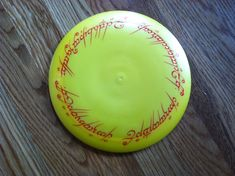Custom Dyed Disc Golf Frisbee by YouMakeItPersonal.etsy.com $35.00