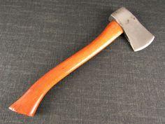 Vintage GRANSFORS BRUKS Axe or Hatchet Gransfors Bruks Axe, Old Antiques, Bushcraft, Woodland, Tools, Garden, Vintage, Instruments, Garten