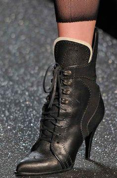 Os principais sapatos da Semana de Moda de…