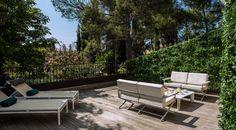 Junior Suite | Hôtel Le Pigonnet Aix En Provence, Heated Pool, Outdoor Furniture Sets, Outdoor Decor, Junior, Home, Vanity Tray, Bedroom Nook, Sitting Area