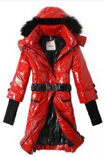 Best Moncler Women Down Coats With Hood Zip Black Outerwear ...