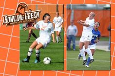 Bowling Green Athletics - Carmack, Fowler Named BGSU Women's Soccer Captains for 2013