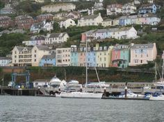 Brixham, UK: Trip by steam train and ferry to Dartmouth . many people love this bit of the journey . you pass QuerQuay and travel along the edge of the River Dart Devon England, Uk Trip, Holiday Park, Dartmouth, Beach Scenes, Holiday Destinations, Great Britain, Favorite Holiday, Countryside