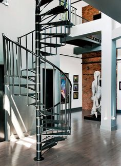♂ Masculine Interior Denis Staircase