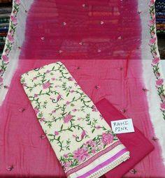 Cotton Top With Kashmiri Work | Buy Online Cotton Top Dresses  http://ift.tt/2sLGQ3R  Cotton Top With Kashmiri Work  Cotton  All new fine cotten full work top 2 mts cotton Salwar chiffon dupatta full work  http://ift.tt/2sLAuBh