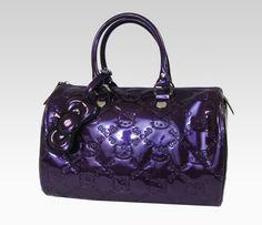 It's purple AND Hello Kitty!  Love it!