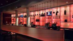 Bar in Nieuwe de la mare theater, Amsterdam
