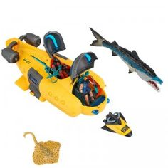 Animal Planet Deep Sea Submarine
