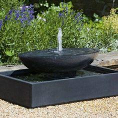 fontaine pour terrasse japonaise