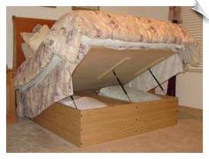 King Size Storage Bed Kit