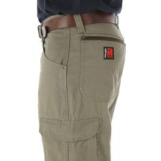 RIGGS WORKWEAR by Wrangler Ripstop Ranger Pant Men Jeans