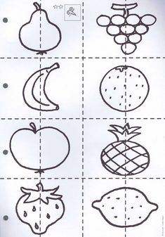 15 Different Fruits and Vegetables Craft Ideas For Kids With Images Toddler Learning Activities, Montessori Activities, Preschool Worksheets, Infant Activities, Different Fruits And Vegetables, Fruit And Veg, Fruit Fruit, Vegetable Crafts, Hungry Caterpillar