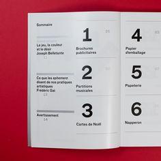 """""""Andy Warhol Ephemera"""" / Editorial design © Bureau 205 / Client: Musée de l'Imprimerie et de la Communication graphique / Photos: Juliette Treillet et Zoé Chambert"""